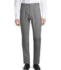 zanella men's noah casual pants - grey - size 36