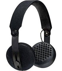 audifonos the house of marley em-jh111-bk bluetooth on-ear negro