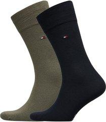 socks 2-pairs underwear socks regular socks grön tommy hilfiger