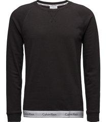 sweatshirt sweat-shirt trui zwart calvin klein