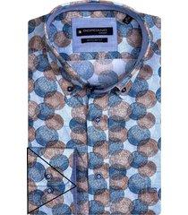giordano shirt km casual cirkel print