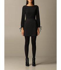 armani exchange dress sable long sleeve