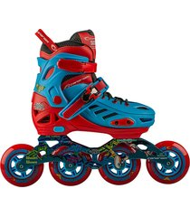 patines canariam magic pro liga de la justicia wonder woman