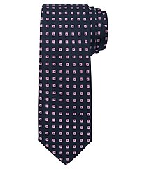 1905 collection square medallion tie