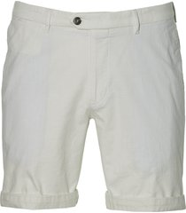 jac hensen short - modern fit - wit