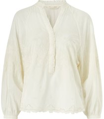 blus me liberated blouse