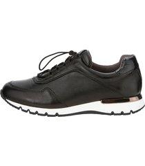 sneakers caprice svart