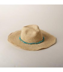 sundance catalog women's winged dreams hat in natural