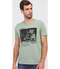 camiseta ellus rescue verde
