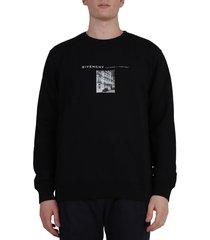 givenchy black sweatshirt