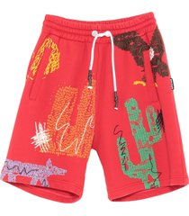 palm angels shorts & bermuda shorts