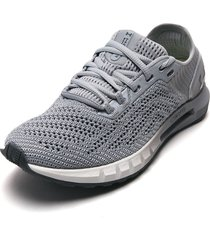 tenis running gris under armour ua w hovr sonic 2