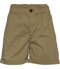 tournon shorts 11303 shorts paper bag shorts grön samsøe samsøe
