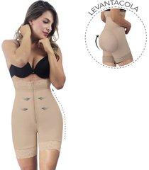 panty extra alto – levanta cola uso diario-control abdomen -color beige