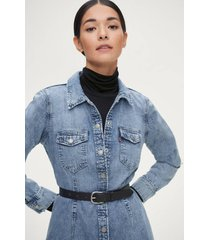 jeansklänning ellie denim dress