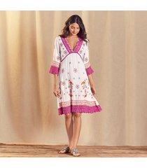 wildflower beach dress