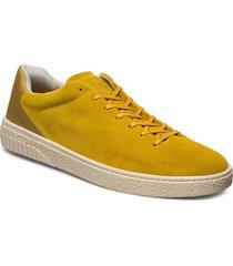 brilliant sneaker låga sneakers gul scotch & soda shoes