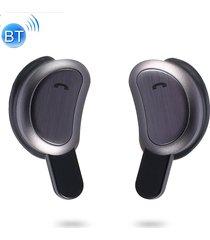 auricular inalámbrico bluetooth con forma de media luna bluetooth 4.2