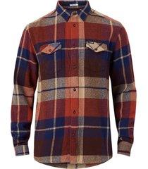 skjorta ls 2pkt flap shirt