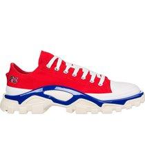 scarpe sneakers uomo in cotone rs detroit runner