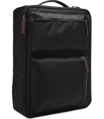 fossil men's buckner convertible backpack