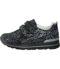 sneakers waldläufer antracitgrå