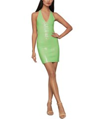 bcbgmaxazria gemma mini bodycon dress