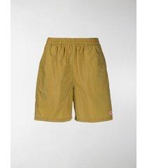 danton plain track shorts