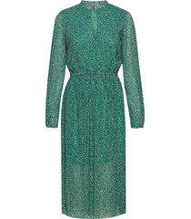 heart-ldr jurk knielengte groen storm & marie