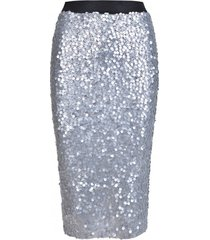 spódnica milano silver