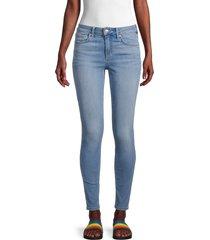 joe's jeans women's curvy skinny ankle jeans - blue - size 23 (00)