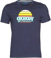 t-shirt korte mouw oxbow m1tekso
