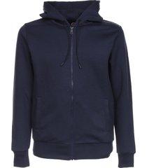 colmar colmar blue hoodie