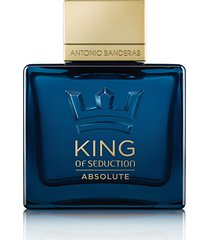 perfume antonio banderas king of seduction absolute masculino eau de toilette 100ml