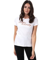 womens hello lovely t-shirt