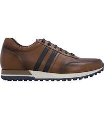 zapato tipo sneakers hombre, color miel, marca mestiere, ref 4074