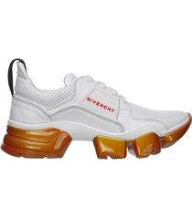 scarpe sneakers uomo in pelle jaw