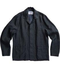 oscar linen jacket