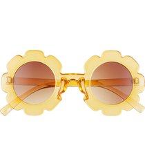 bp. bp flower sunglasses in yellow at nordstrom