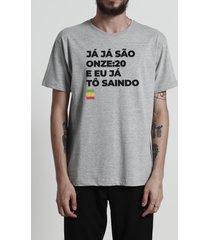 camiseta já são onze:20