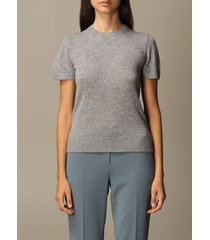 theory sweater theory cashmere sweater with short sleeves