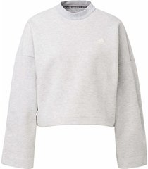 sweater adidas 3-stripes doubleknit sweatshirt