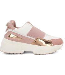 zapatos casuales para mujer marca paris hilton, color rosado