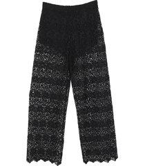 ermanno scervino beachwear casual pants
