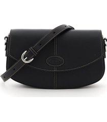 tods c-bag mini shoulder bag