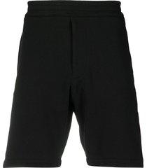 alexander mcqueen side-panel shorts