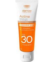 actine protetor solar fps 30 com cor darrow universal