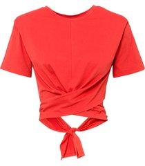 maglia con fiocco (rosso) - rainbow