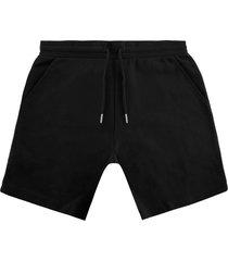 farah vintage durrington shorts | black | f4hsb077-010