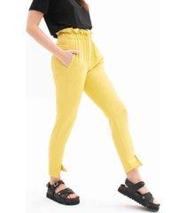 pantalón amarillo  season